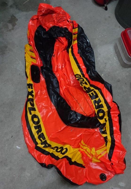 Opblaasboot Image