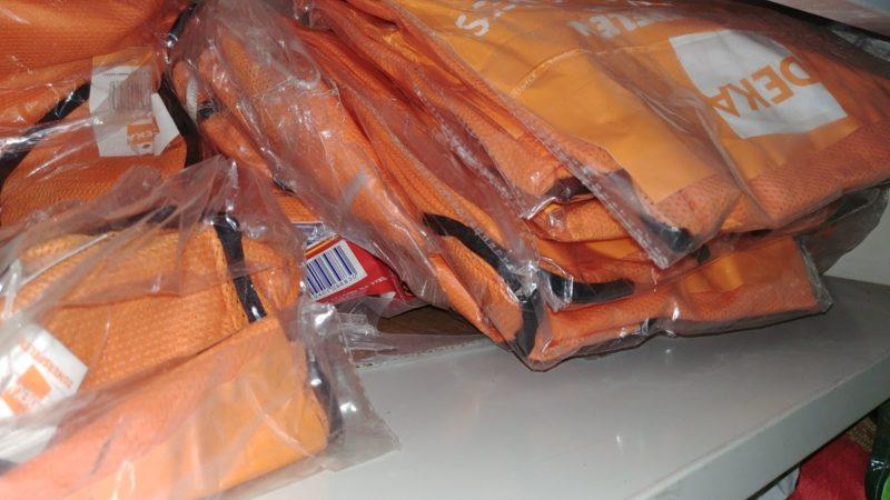 Oranje hesjes Image