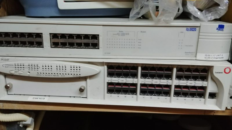 LAN party switches Image
