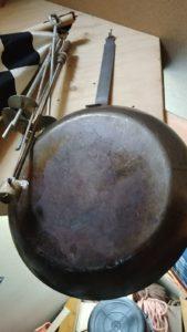 Zeer grote koekenpan Image