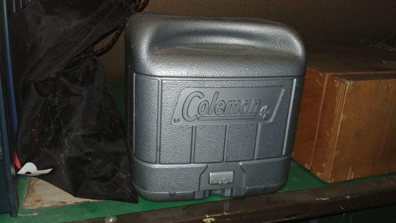 Portable benzinebrander Image