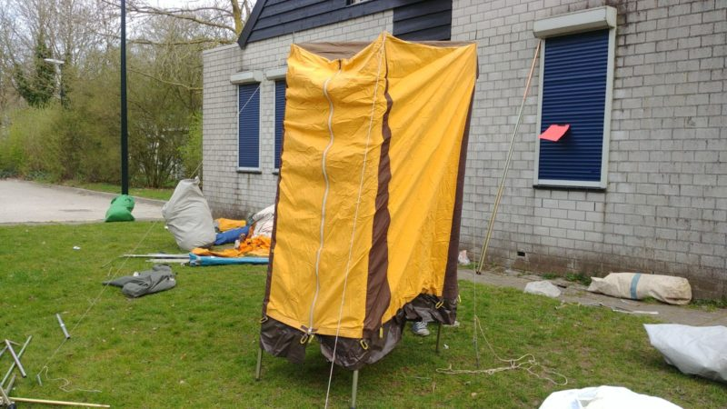 HUDO tent (S1-S3) Image